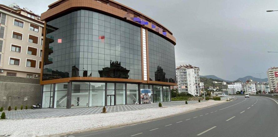 Пентхаус 4+1 в Аланье, Анталья, Турция №4441