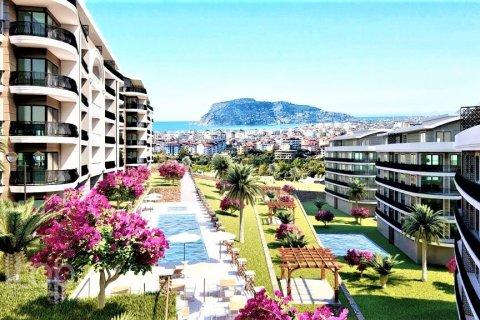 Продажа квартиры в Оба, Анталья, Турция 2 комн., 78м2, №4139 – фото 3