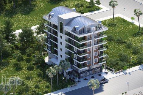 Продажа квартиры в Махмутларе, Анталья, Турция студия, 65м2, №4365 – фото 2