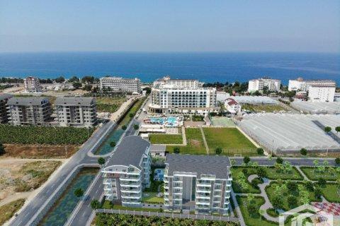 Продажа пентхауса в Аланье, Анталья, Турция 1+1, 103м2, №4148 – фото 4