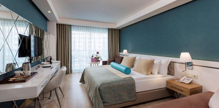 Отель 100000м2 в Манавгате, Анталья, Турция №4529