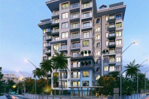 Продажа квартиры в Аланье, Анталья, Турция студия, 55м2, №4177 – фото 8