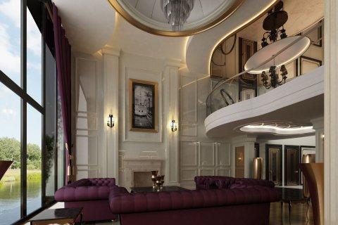 Продажа виллы в Дёшемеалты, Анталья, Турция 5+2, 430м2, №4525 – фото 2