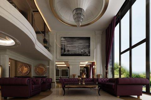 Продажа виллы в Дёшемеалты, Анталья, Турция 5+2, 430м2, №4525 – фото 8