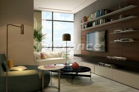 Квартира 1+1 в Стамбуле, Турция №4179 - 5