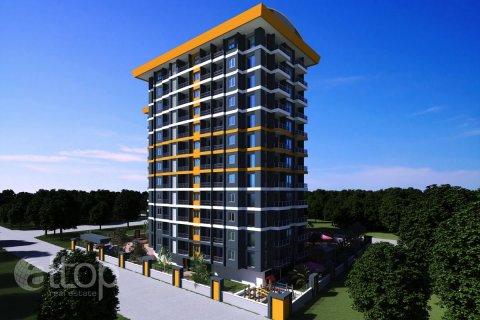 Продажа квартиры в Махмутларе, Анталья, Турция 2 комн., 70м2, №4364 – фото 5