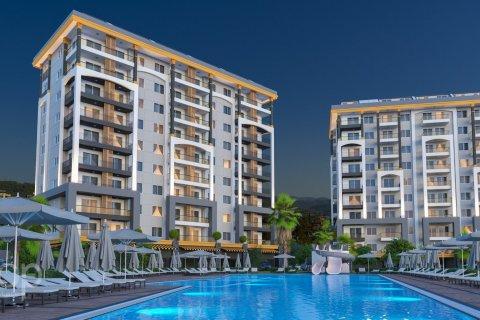 Квартира 1-х ком. в Авсалларе, Турция №323 - 14