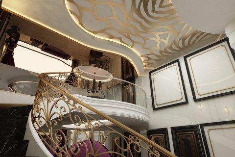Продажа виллы в Дёшемеалты, Анталья, Турция 5+2, 430м2, №4525 – фото 28