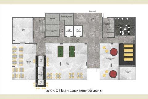 Квартира 1-х ком. в Авсалларе, Турция №323 - 16