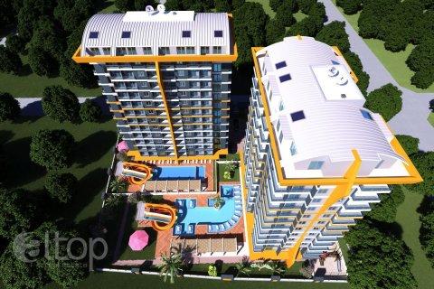 Продажа квартиры в Махмутларе, Анталья, Турция 2 комн., 70м2, №4364 – фото 4