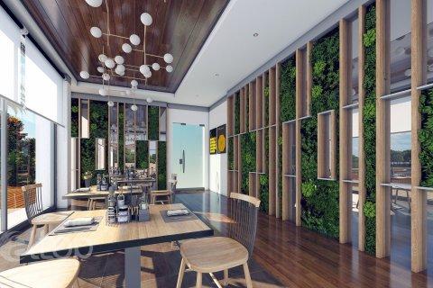 Продажа квартиры в Кестеле, Анталья, Турция студия, 45м2, №4140 – фото 11