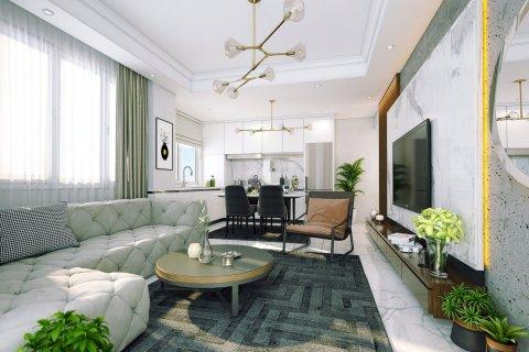 Продажа квартиры в Кестеле, Анталья, Турция студия, 45м2, №4140 – фото 23