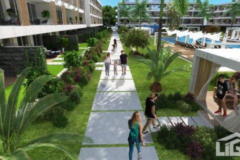 Продажа квартиры в Искеле, Северный Кипр студия, 47м2, №4158 – фото 4