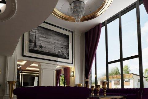 Продажа виллы в Дёшемеалты, Анталья, Турция 5+2, 430м2, №4525 – фото 6