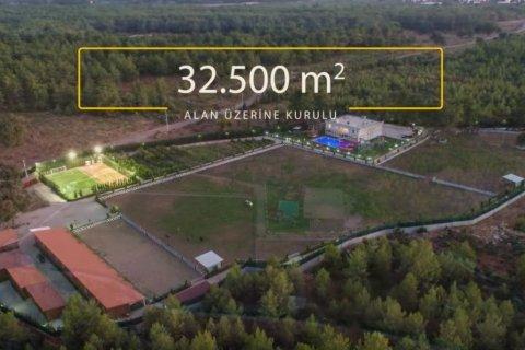 Продажа виллы в Кепезе, Анталья, Турция 10+2, 1000м2, №4517 – фото 1