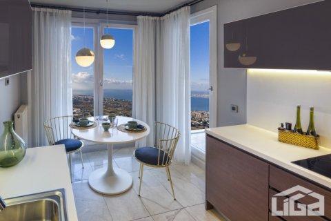 Продажа квартиры в Стамбуле, Турция 1+1, 72м2, №4067 – фото 4