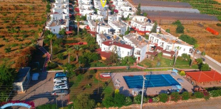 Вилла 2+1 в Аланье, Турция №4122
