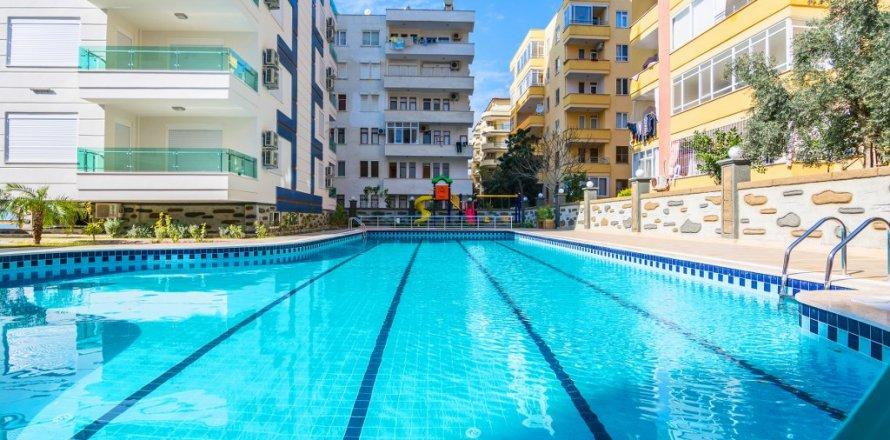 Квартира 1+1 в Махмутларе, Анталья, Турция №4057