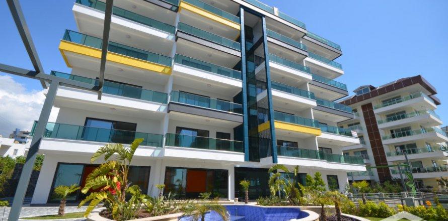 Квартира 1+1 в Каргыджаке, Аланья, Анталья, Турция №4190