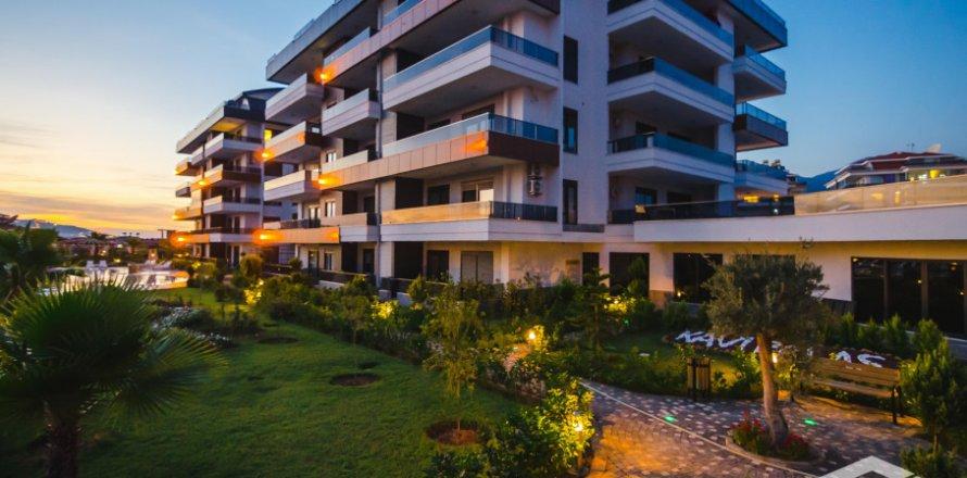 Квартира 1+1 в Оба, Анталья, Турция №4070