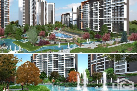 Продажа квартиры в Стамбуле, Турция 1+1, 100м2, №4068 – фото 10
