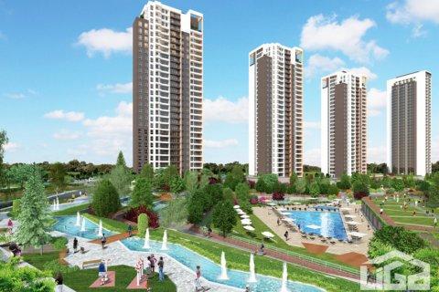 Продажа квартиры в Стамбуле, Турция 1+1, 100м2, №4068 – фото 4