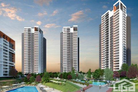Продажа квартиры в Стамбуле, Турция 1+1, 100м2, №4068 – фото 8