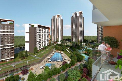 Продажа квартиры в Стамбуле, Турция 1+1, 100м2, №4068 – фото 3