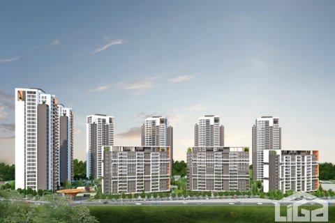 Продажа квартиры в Стамбуле, Турция 1+1, 100м2, №4068 – фото 2
