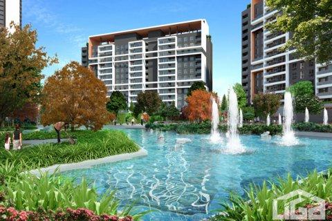 Продажа квартиры в Стамбуле, Турция 1+1, 100м2, №4068 – фото 7