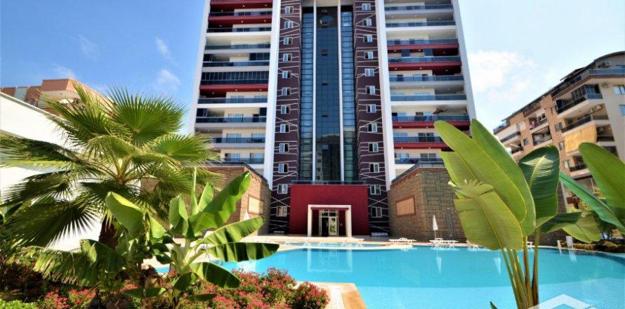 Квартира 2+1 в Аланье, Анталья, Турция №4150