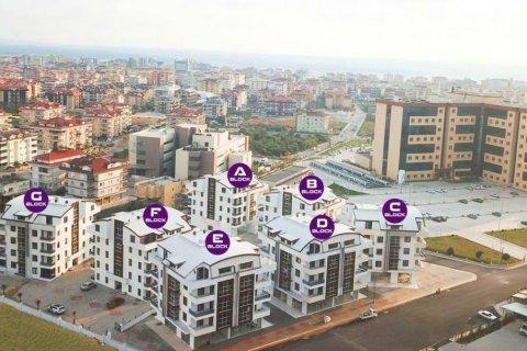 Продажа квартиры в Оба, Анталья, Турция 1+1, 64м2, №4048 – фото 1