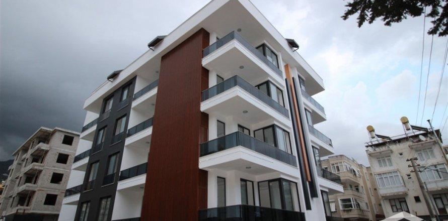 Квартира 2+1 в Аланье, Анталья, Турция №4109