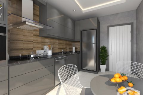 Продажа квартиры в Аланье, Анталья, Турция 2+1, 130м2, №4126 – фото 4