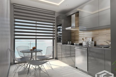 Продажа квартиры в Аланье, Анталья, Турция 2+1, 130м2, №4126 – фото 7