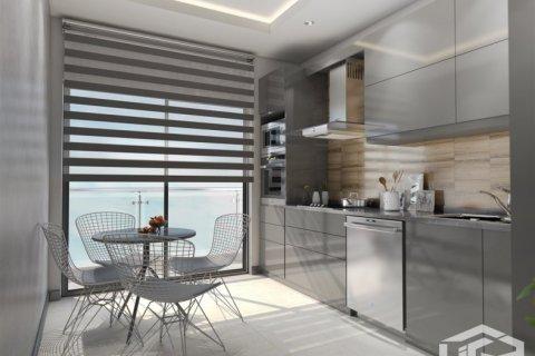 Продажа квартиры в Махмутларе, Анталья, Турция 2+1, 130м2, №4050 – фото 4