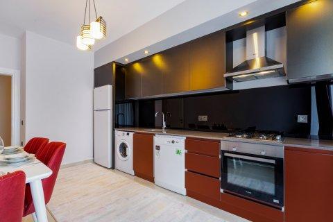 Продажа квартиры в Махмутларе, Анталья, Турция 2+1, 110м2, №4648 – фото 11