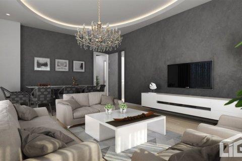 Продажа квартиры в Махмутларе, Анталья, Турция 2+1, 130м2, №4050 – фото 8