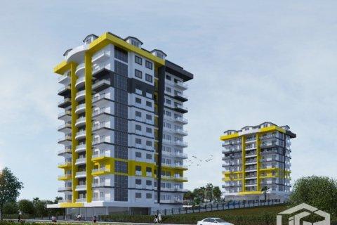 Продажа квартиры в Махмутларе, Анталья, Турция 2+1, 130м2, №4050 – фото 1
