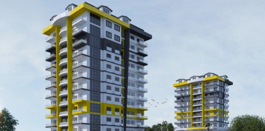 Квартира 2+1 в Махмутларе, Анталья, Турция №4050