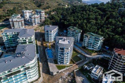 Квартира 1+1 в Аланье, Турция №4191 - 1