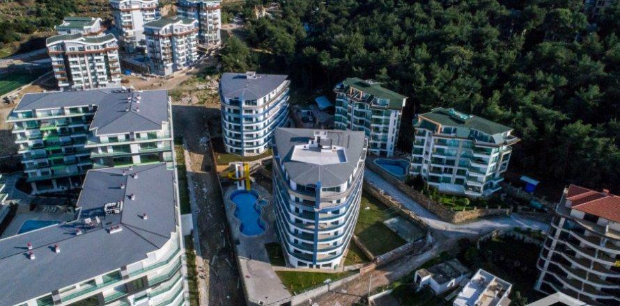 Квартира 1+1 в Аланье, Турция №4191