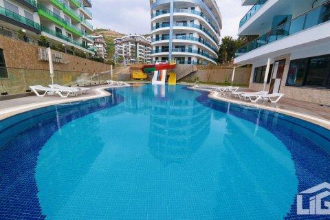 Квартира 1+1 в Аланье, Турция №4191 - 11