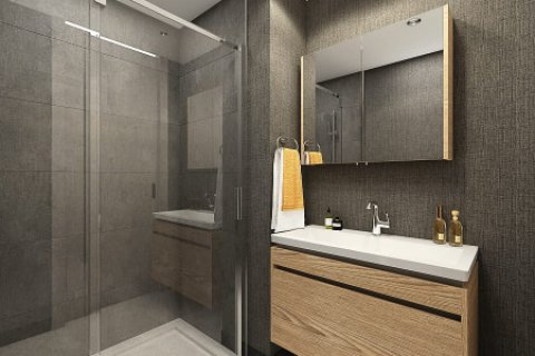Квартира 1+1 в Стамбуле, Турция №4035 - 4