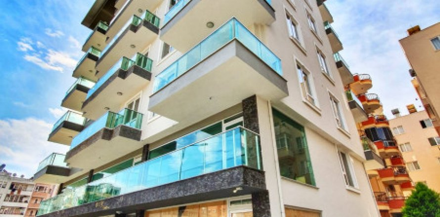 Квартира 1+1 в Махмутларе, Турция №4241
