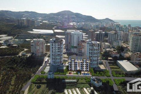 Квартира 1+1 в Аланье, Турция №4118 - 4