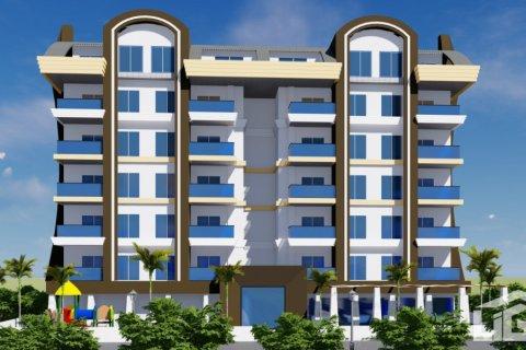 Квартира 1+1 в Аланье, Турция №4118 - 1