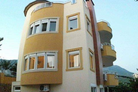 Продажа виллы в Махмутларе, Анталья, Турция 4+1, 350м2, №4194 – фото 1