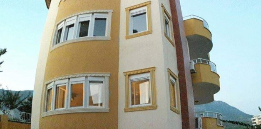 Вилла 4+1 в Махмутларе, Турция №4194