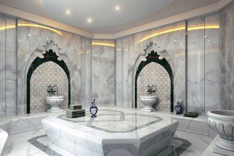 Продажа квартиры в Кестеле, Анталья, Турция 1+1, 50м2, №4296 – фото 9